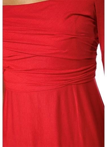Faraway Delicias Dress Kırmızı